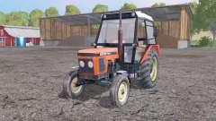Zetor 7211 4x2 pour Farming Simulator 2015