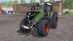 Fendt 1000 Vario extra weights für Farming Simulator 2015