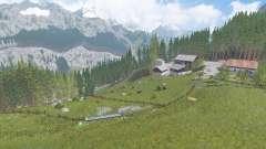 Tyrolean Alps v1.2 für Farming Simulator 2017