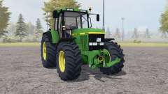 John Deere 7810 dark lime green für Farming Simulator 2013