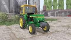 John Deere 1030 Soft Top 4x4 für Farming Simulator 2017