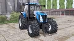 New Holland TG 235