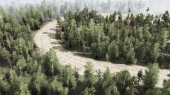 The Spintires 1000 pour MudRunner