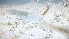 Snow Hills pour MudRunner