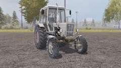 MTZ-82.1 light gris orange pour Farming Simulator 2013