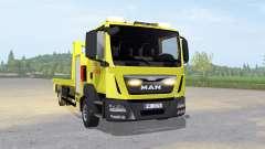 MAN TGM 15.290 abschleppwagen v2.0 pour Farming Simulator 2017