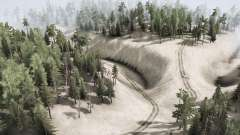 Deer Run Valley pour MudRunner