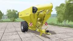 Degelman Shuttlekart pour Farming Simulator 2017
