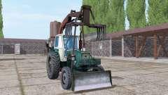 UMZ 6L 4x2 grappin pour Farming Simulator 2017