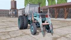 YUMZ 6КЛ mit PKU v1.4 für Farming Simulator 2017