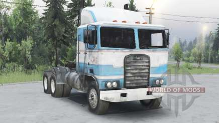 Kenworth K100 pour Spin Tires