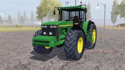 John Deere 8410 front weight für Farming Simulator 2013