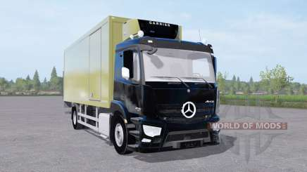 Mercedes-Benz Antos 2040 2012 v1.1 pour Farming Simulator 2017