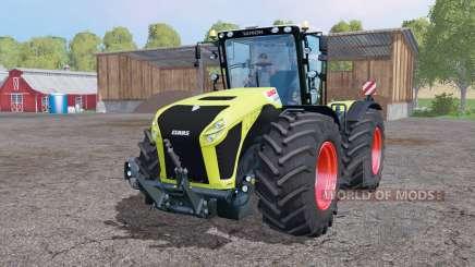 CLAAS Xerion 4500 swivel cab pour Farming Simulator 2015
