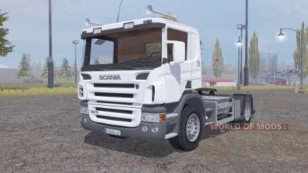 Scania P420 4x4 tractor 2004 pour Farming Simulator 2013