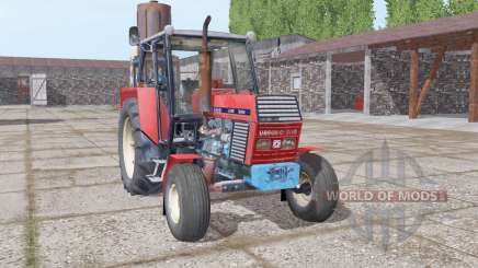 URSUS C-3110 soft red für Farming Simulator 2017