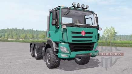 Tatra Phoenix T158-8P6R33 tractor 2014 für Farming Simulator 2017