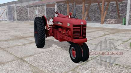 Farmall 300 dark red pour Farming Simulator 2017