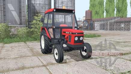 Zetor 7711 dual rear pour Farming Simulator 2017