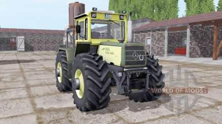 Mercedes-Benz Trac 1300 Turbo washable für Farming Simulator 2017