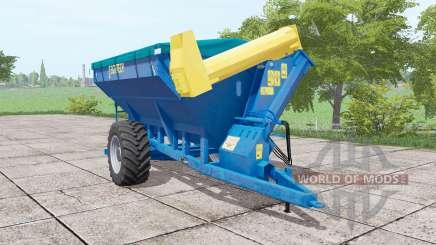 Egritech BNP-20 für Farming Simulator 2017
