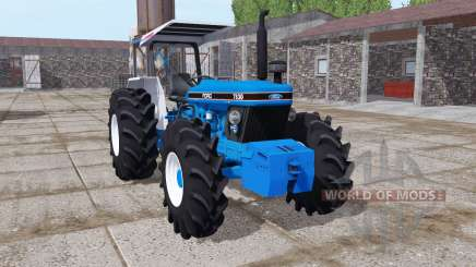 Ford 7830 vivid blue für Farming Simulator 2017