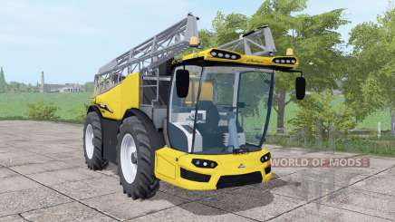 Challenger RoGator 645D v1.1 pour Farming Simulator 2017