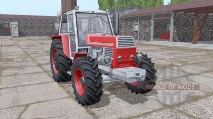 Zetor 8045 Turbo pour Farming Simulator 2017