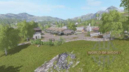 Old Slovenian Farm v2.0.0.2 pour Farming Simulator 2017