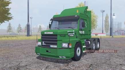 Scania T113H pour Farming Simulator 2013