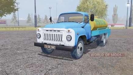 GAZ 53 Milk für Farming Simulator 2013