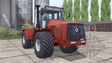 Kirovets K-744R3 4x4 pour Farming Simulator 2017