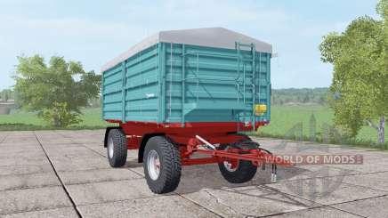 Farmtech ZDK 1800 pour Farming Simulator 2017