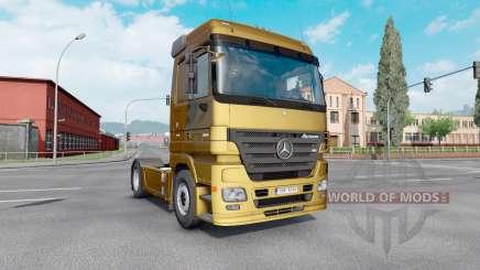 Mercedes-Benz Actros 1865 (MP2) 2005 für Euro Truck Simulator 2