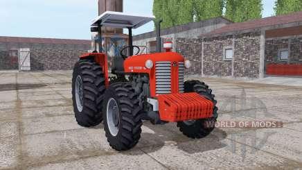 Massey Ferguson 95x bright red pour Farming Simulator 2017
