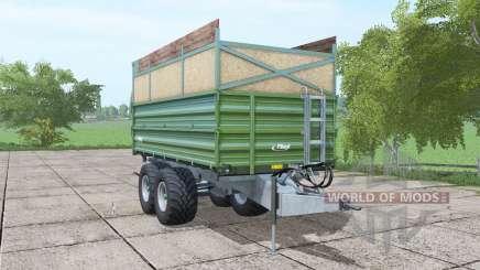 Fliegl TDK 160 dynamic hoses pour Farming Simulator 2017