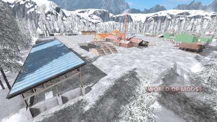 Frostline Ridge für Farming Simulator 2017