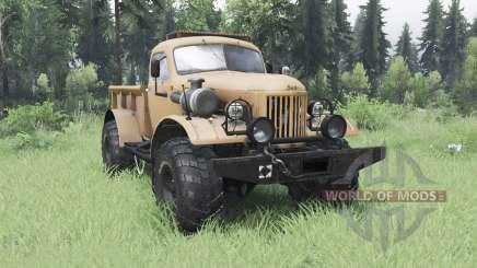 ZIL 157 4x4 Bûcheron pour Spin Tires