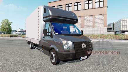 Volkswagen Crafter v2.0 pour Euro Truck Simulator 2