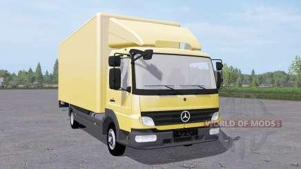 Mercedes-Benz Atego 818 2004 v1.1 pour Farming Simulator 2017
