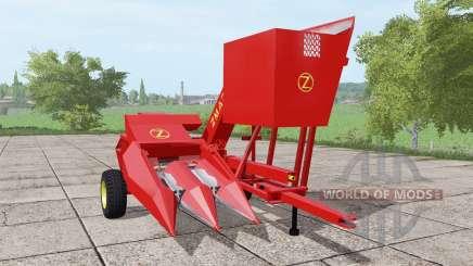 Zmaj 221 pour Farming Simulator 2017