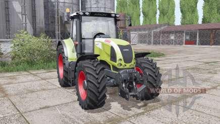 CLAAS Arion 630 interactive control pour Farming Simulator 2017