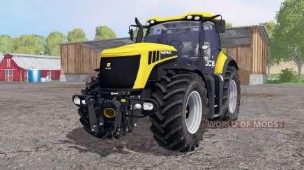 JCB Fastrac 8310 hell gelb für Farming Simulator 2015