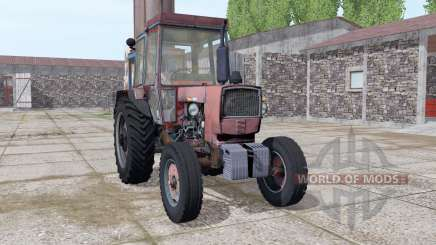 YUMZ 6КЛ v2.0 pour Farming Simulator 2017