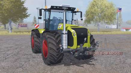 CLAAS Xerion 5000 swivel cab für Farming Simulator 2013