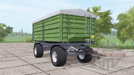 Fliegl DK 180-88 more configurations pour Farming Simulator 2017