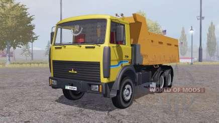 MAZ 551605-221-024 v2.0 für Farming Simulator 2013