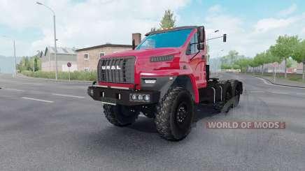 Oural 44202-5311-74Е5 Prochaine pour Euro Truck Simulator 2