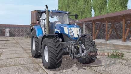New Holland T7.310 Heavy Duty pour Farming Simulator 2017