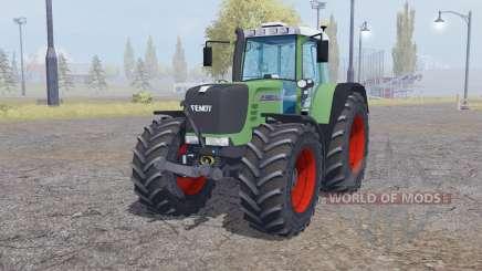 Fendt 926 Vario TMS twin wheels für Farming Simulator 2013